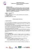 Instrucciones Técnicas C. C.y L. BENJAMIN VERANO 2021