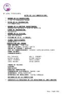 Resultados V Cto CyL Benjamín Verano (Valladolid)