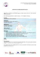 202110 Curso de Árbitros Territoriales de Natación Artística
